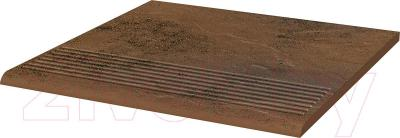 Ступень Ceramika Paradyz Semir Beige Prosta Semir (300x300)