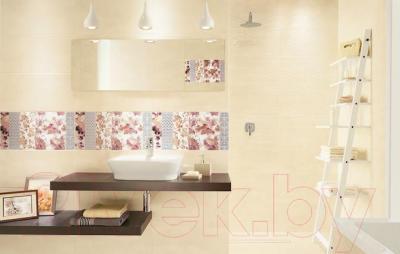 Бордюр для ванной Ceramika Paradyz Praline (600x23)