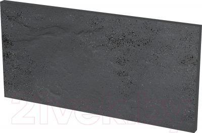 Подступенок клинкерный Ceramika Paradyz Semir Grafit (300x148)