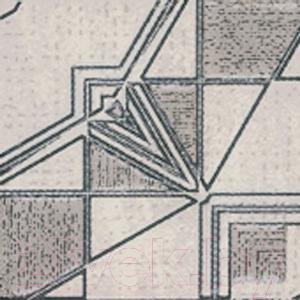 Декоративная  плитка для пола Ceramika Paradyz Lensitile Bianco (72x72)