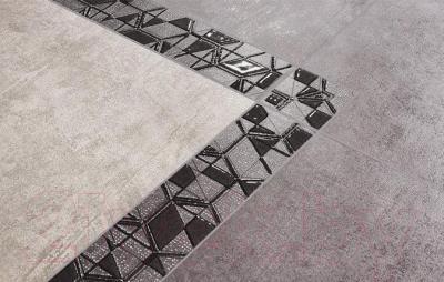 Плитка для пола Ceramika Paradyz Lensitile Grafit (450x450)
