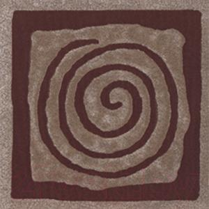 Декоративная плитка Ceramika Paradyz Tremont Brown D (98x98)