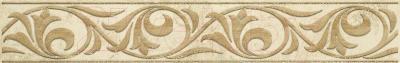 Декоративная  плитка для пола Ceramika Paradyz Raggio Beige (450x72)