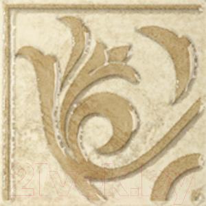 Декоративная  плитка для пола Ceramika Paradyz Raggio Beige (72x72)