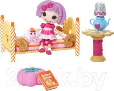 """Кукла Lalaloopsy Mini """"Спальня"""" Сказки (532576E4C)"""