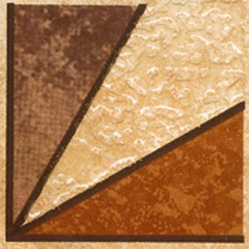 Декоративная плитка Ceramika Paradyz Rufus Mix (77x77)