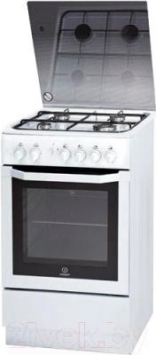 Кухонная плита Indesit I5GG10E(W)/KZ