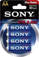 Батарейки АА Sony AM3B4D (4шт) -