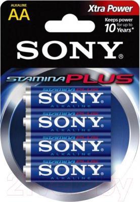 Батарейки АА Sony AM3B4D (4шт)
