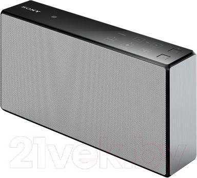 Портативная колонка Sony SRS-X55 (белый)