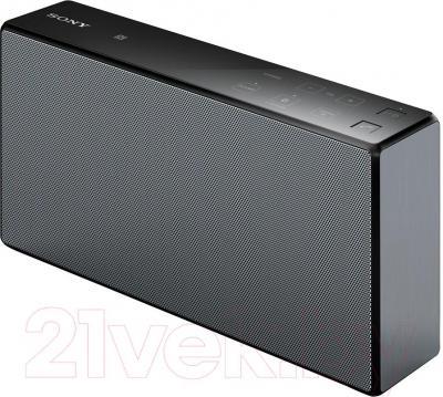 Портативная колонка Sony SRS-X55 (черный)