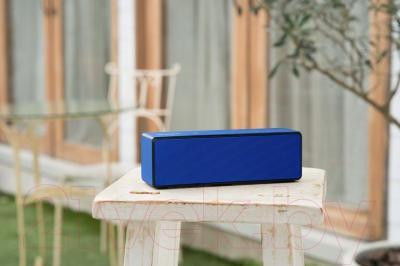 Портативная колонка Sony SRS-X33 (синий)