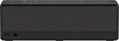 Портативная колонка Sony SRS-X33 (черный)