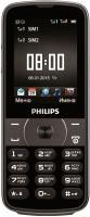 Мобильный телефон Philips Xenium E560 (черный) -
