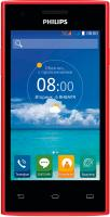 Смартфон Philips S309 (красный) -