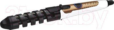 Плойка VES V-HD200 (коричневый)