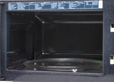 Микроволновая печь Samsung ME83MRTQS/BW - тарелка