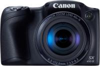 Фотоаппарат Canon PowerShot SX410 IS (черный) -