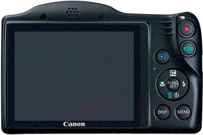 Компактный фотоаппарат Canon PowerShot SX410 IS (черный)