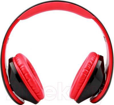 Наушники-гарнитура Microlab K360 (черно-красный)