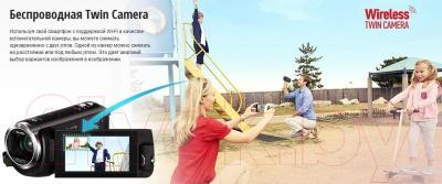 Видеокамера Panasonic HC-W570EE-K