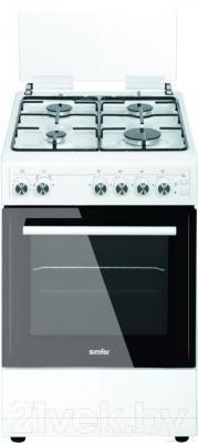 Кухонная плита Simfer F56GW42001