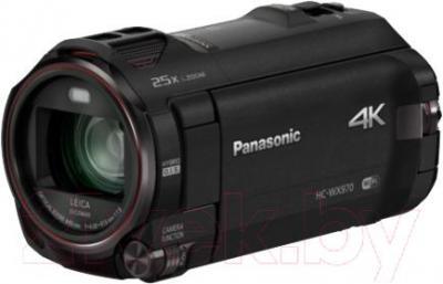 Видеокамера Panasonic HC-WX970EE-K