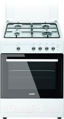 Кухонная плита Simfer F66GW41001