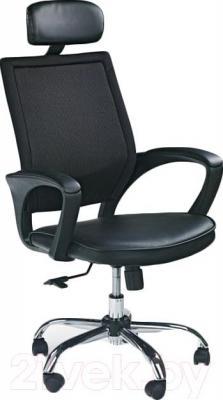 Кресло офисное Halmar Verner (черный)