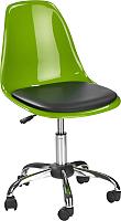 Кресло офисное Halmar Coco 2 (зелено-черный) -