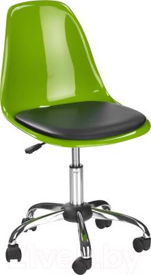 Кресло офисное Halmar Coco 2 (зелено-черный)