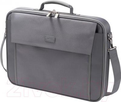Сумка для ноутбука Dicota D30915 (серый) - общий вид