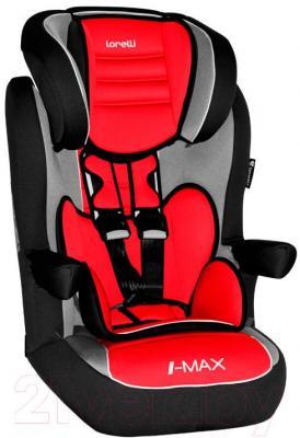 Автокресло Lorelli iMax Isofix (Agora Carmin)