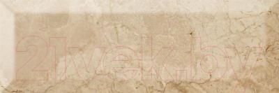 Плитка Monopole Mistral Crema Brillo Bisel (300x100)