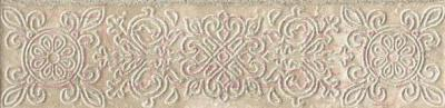 Декоративная плитка ColiseumGres Фриули Бежевый Орхидея (300x72)