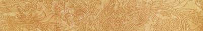 Декоративная плитка ColiseumGres Калабрия Желтый Рамаж (450x72)