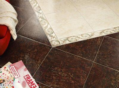 Декоративная плитка ColiseumGres Калабрия Коричневый Рамаж (72x72)