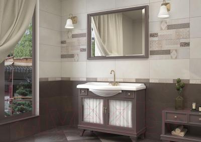 Бордюр для ванной AltaCera Blanket Crema BW0BLN01 (500x50)