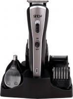 Машинка для стрижки волос Sinbo SHC-4352 (черно-коричневый) -