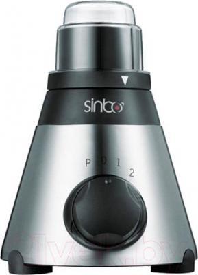 Блендер стационарный Sinbo SHB-3053 (серебристый)