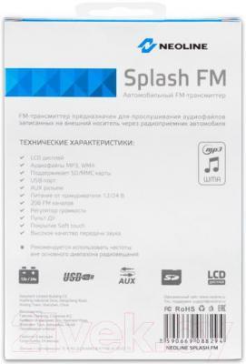 FM-модулятор NeoLine Splash