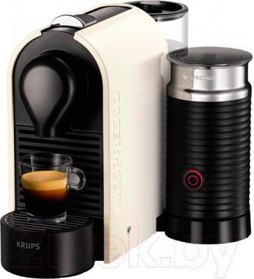 Капсульная кофеварка Krups Nespresso U&Milk XN260110