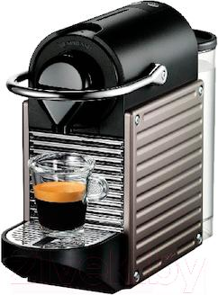 Капсульная кофеварка Krups Nespresso Pixie Titanium XN300510