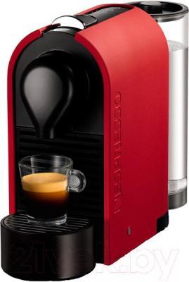 Капсульная кофеварка Krups Umat Red XN250510
