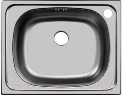 Мойка кухонная Ukinox CLM500.400-T5C 2C