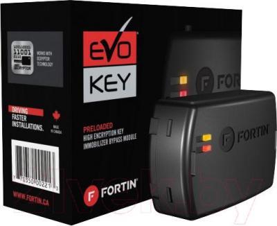 Автосигнализация Pantera SLK-775 + Fortin Evo Key - модуль обхода штатного иммобилайзера
