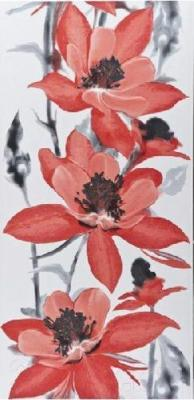 Декоративная плитка Ceramica Marconi Alaska Red Orlic (600x300)