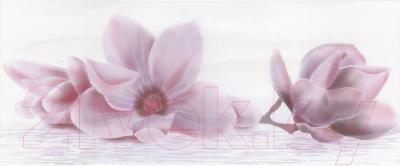 Декоративная плитка для ванной Ceramica Marconi Arco Lila Mar A (600x250)
