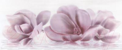 Декоративная плитка для ванной Ceramica Marconi Arco Lila Mar B (600x250)