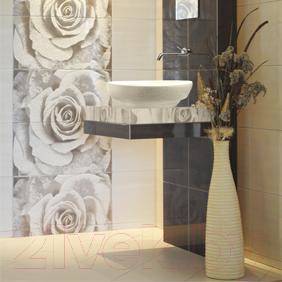 Декоративная плитка Ceramica Marconi Панно Dream Beige Ombra (1200x600)